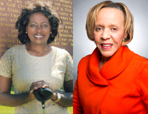 Renee Powell and Dr. Joyce N. Payne Honored at 2016 Women of Power Summit