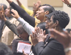 African Americans Use Technology More Than Others For Worship Services