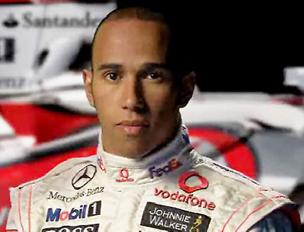 Black Motorsports Leaders: Mercedes Driver Lewis Hamilton Becomes Formula 1 World Champ