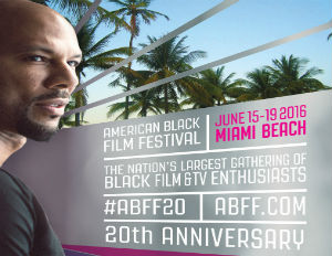 ABFF Announces Common as 2016 Celebrity Ambassador