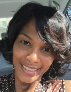 Photo of educator, writer and radio host Adra Young