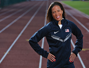 How Paralympic Athlete April Holmes Overcame Tragedy to Win Big in Sports