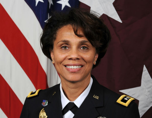 (Image: Major General Nadja West - jcs.mil)
