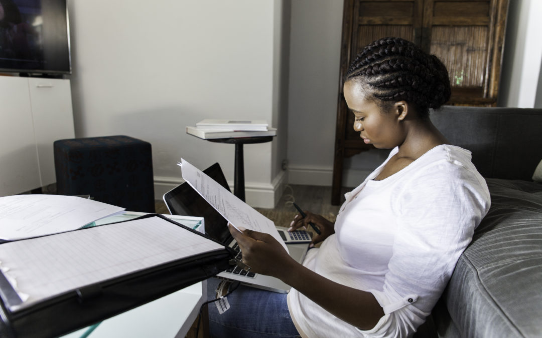 Black Women at the Bottom of Income Gap