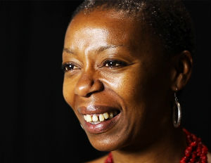 Head shot of actress Noma Dumezweni
