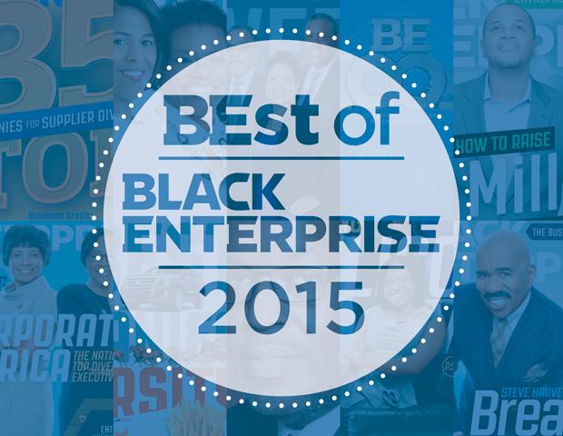 Top 20 Black Enterprise Stories of 2015