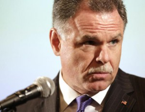 Photo of former police chief Garry McCarthy