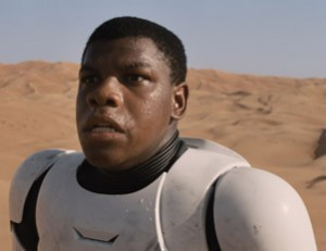 British actor John Boyega