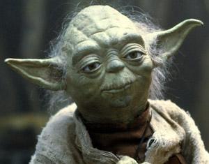 Picture of Jedi Master Yoda