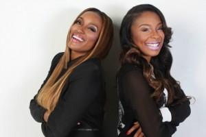 Photo of Dayira Jones and Bianca Jones of Ladies Who Brunch