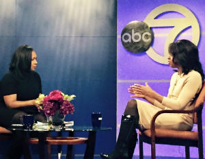 [WATCH] BE's Stacey Tisdale Talks Keeping Spending and Emotions in Check on ABC's 'Here and Now'