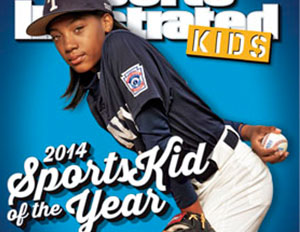 Mo'Ne Davis Biographical Movie Coming to Disney Channel