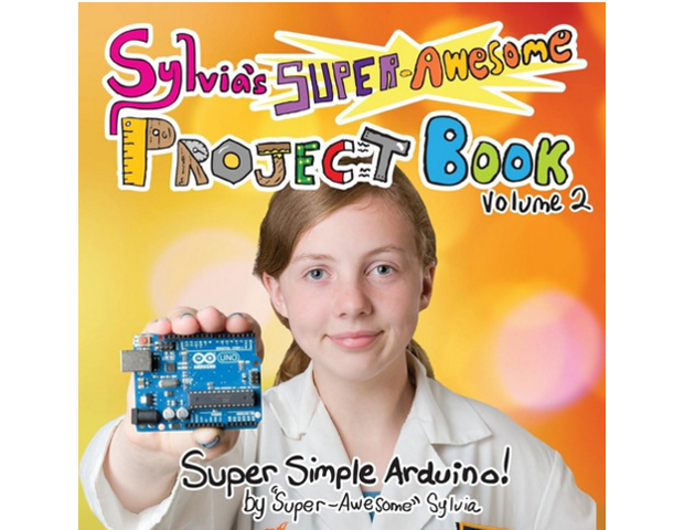 Image of Sylvias Super Awesome Project Book