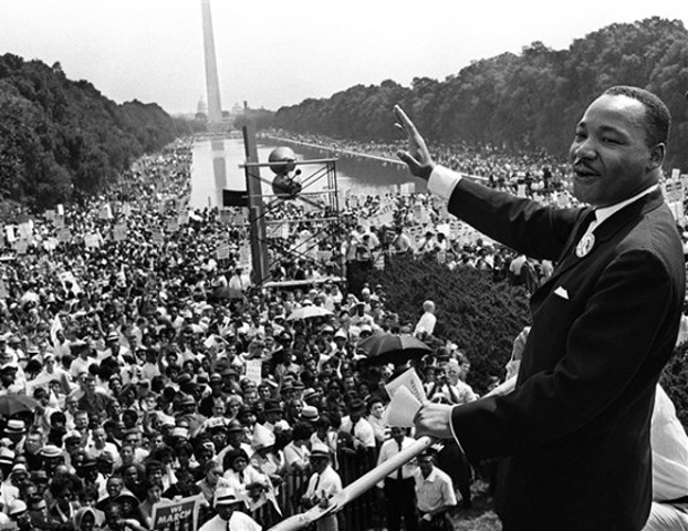 A Closer Look At Dr. Martin Luther King Jr.'s March on Washington