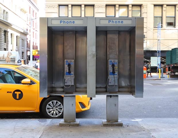 New York City Replacing Pay Phones With Free Wi-Fi Stations