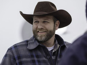 Oregon militia leader Ammon Bundy