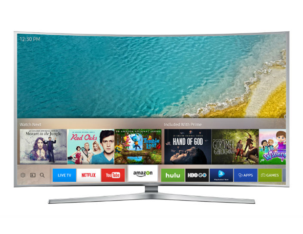 Image result for Samsung Unveils Smart T.V