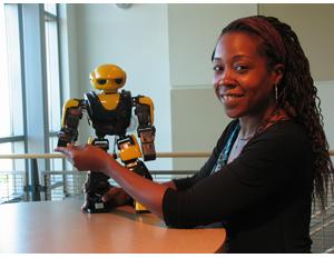 Meet Dr. Ayanna Howard: Roboticist, AI Scientist, and Old School #Blerd
