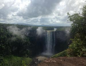 Kaieteur Falls - Guyana (Image: Safon Floyd)