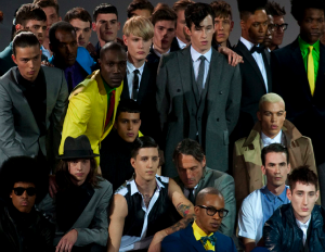 [WATCH] Men's Fashion Week Kicks off in New York