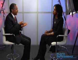 [Watch] GOP Candidate Ben Carson Talks Interest Rates and Income Gap