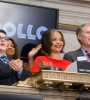 Jonelle Procope, Apollo President and CEO rings the NYSE Opening Bell. (Image: Apollo Theater)