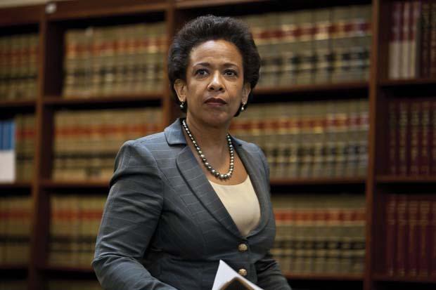 Loretta E. Lynch, U.S. Attorney General