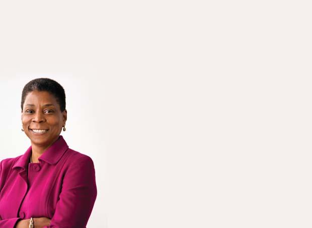 Xerox CEO Ursula Burns