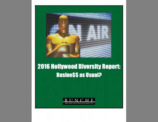 The Bunche Report: How Diversity Affects Hollywood's Bottom Line