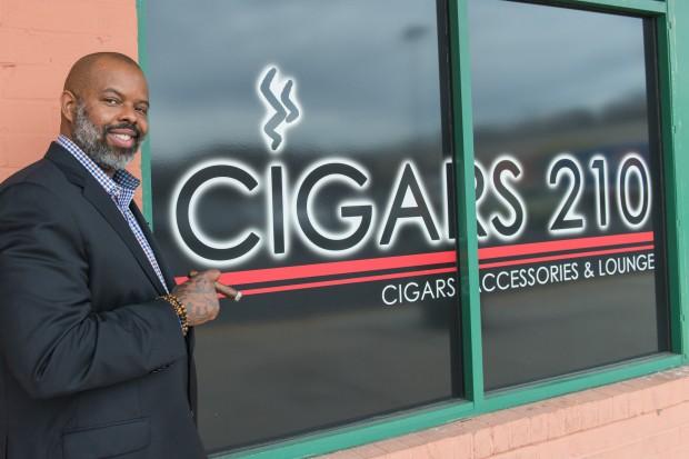 Robert Gooden-Cigar Bar
