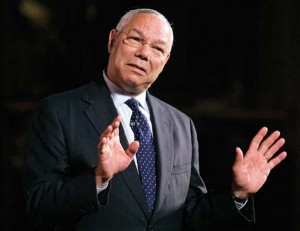 Colin Powell, Secretary of State