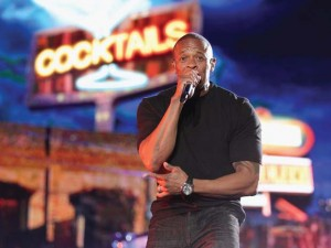 Dr. Dre, recording artist and entrepreneur