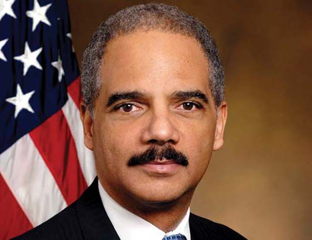 Black History Month: Eric Holder, Attorney General