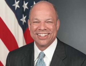 Jeh Johnson, U.S. Secretary of Homeland Security