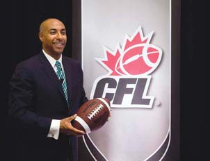 Black History Month: Jeffrey Orridge, Canadian Football League
