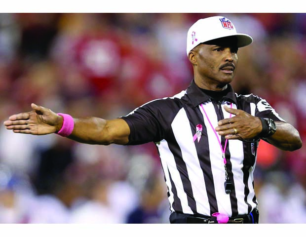 Black History Month: Mike Carey, Retired NFL Referee