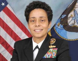 Michelle_J_Howard, 4-star admiral and 38th vice chief of Naval operations