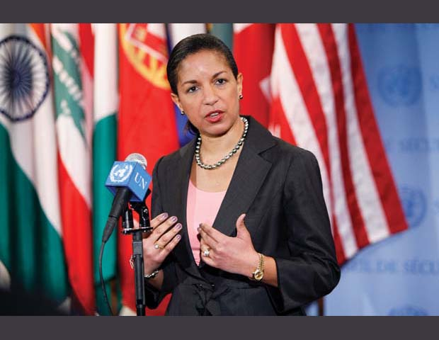 Former Diplomat Susan Rice Gets A Seat on Netflix's Board