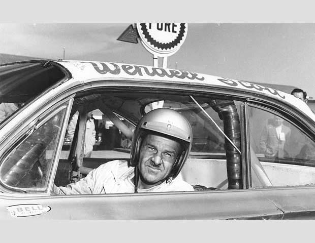 NASCAR Driver Wendell Scott