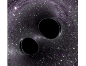 Black-Hole-Merger-Simulation