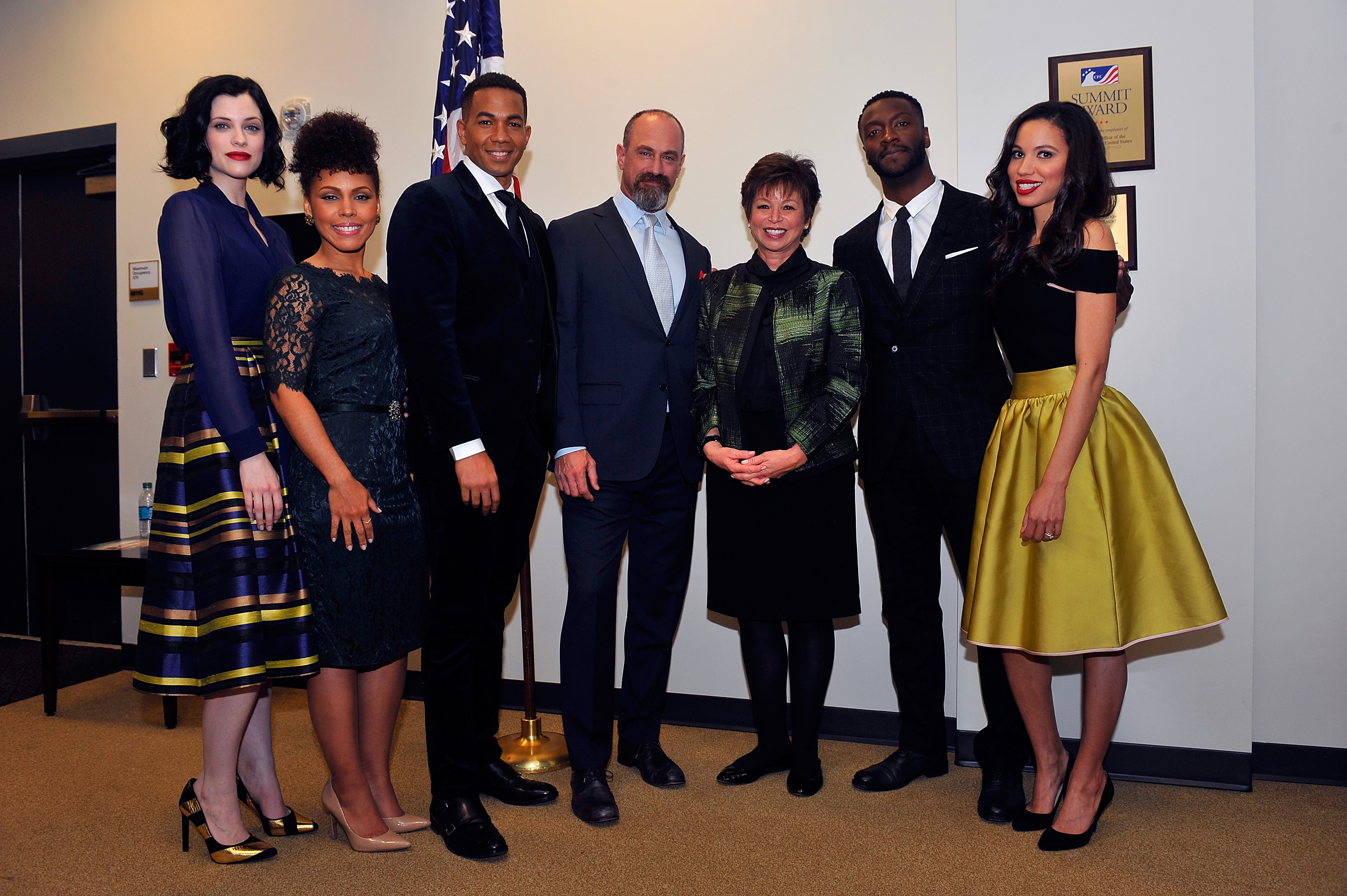 [Recap] White House Hosts Panels and Screening Event for 'Underground' TV series