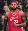 Game screenshot of James and his ink (Image: nba2k.wikia.com)