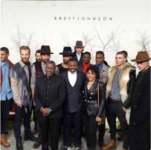 Designer Brett Johnson Presents Autumn Winter Collection at New York Fashion Week