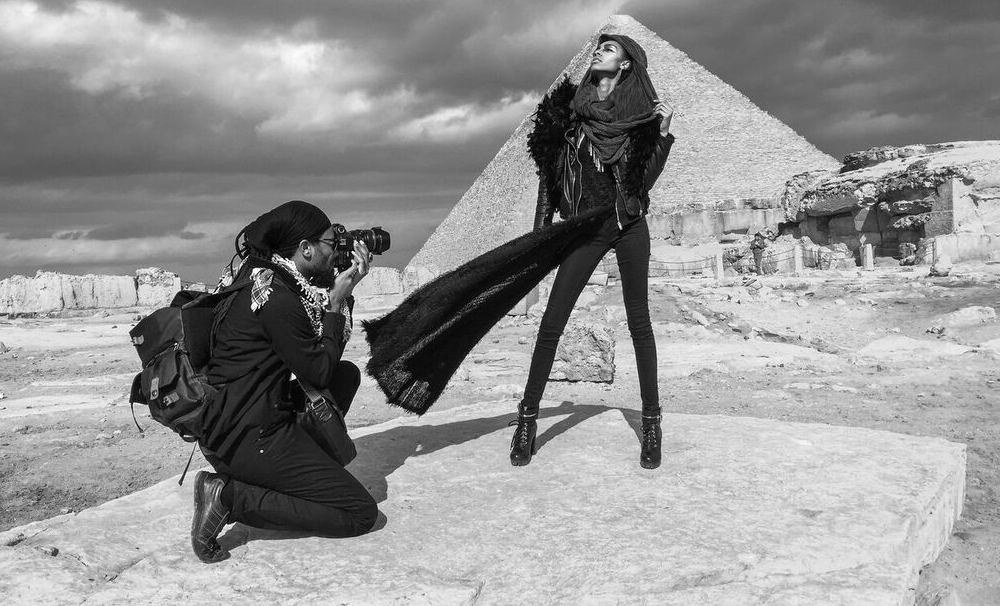 Meet The Fashion Photographer: Shamayim