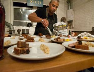 Chef Miguel Trinidad