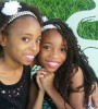 8-year-old twins (Image: Photos by Adeyela Albury Bennett)
