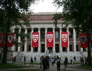 Should 'Faculty Dean' Replace 'House Master' at Harvard?