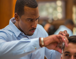 'Barber to the Stars' Talks Passion for Good Grooming