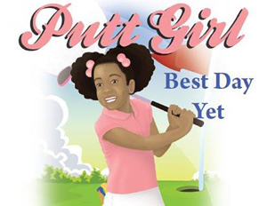 World Book Day: The Putt Girl Series Celebrates Golf and Girls