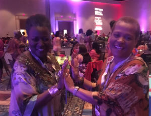 Memorable Moments from Women of Power: Day 1